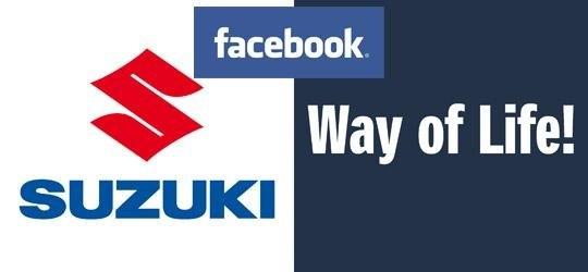 Suzuki Facebook