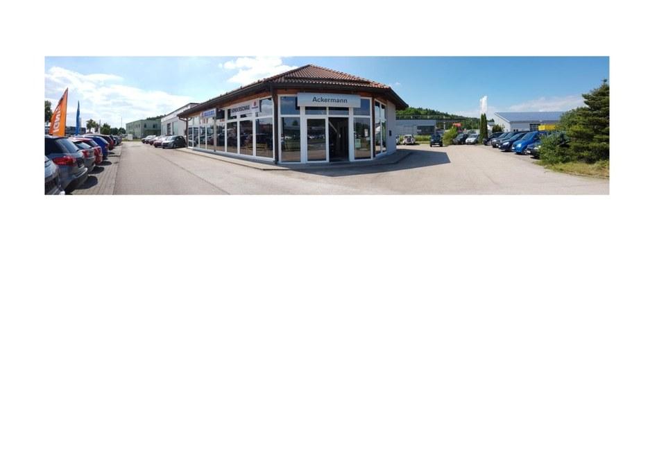 Autohaus Ackermann in Pressath