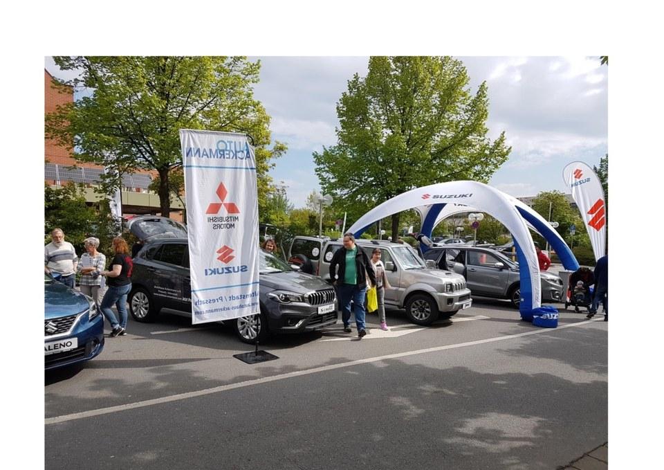 Automeile in Weiden 2017