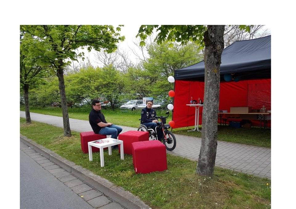 Automeile in Weiden - Stefan Ackermann