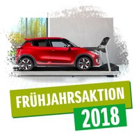 Suzuki Frühjahrsaktion 2018