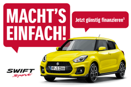 Suzuki Swift Sport 368