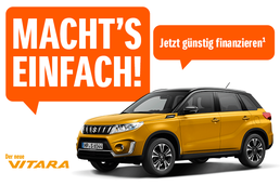 Der neue Suzuki Vitara
