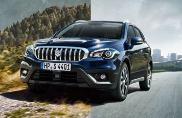 SX4 S-Cross Titelbild