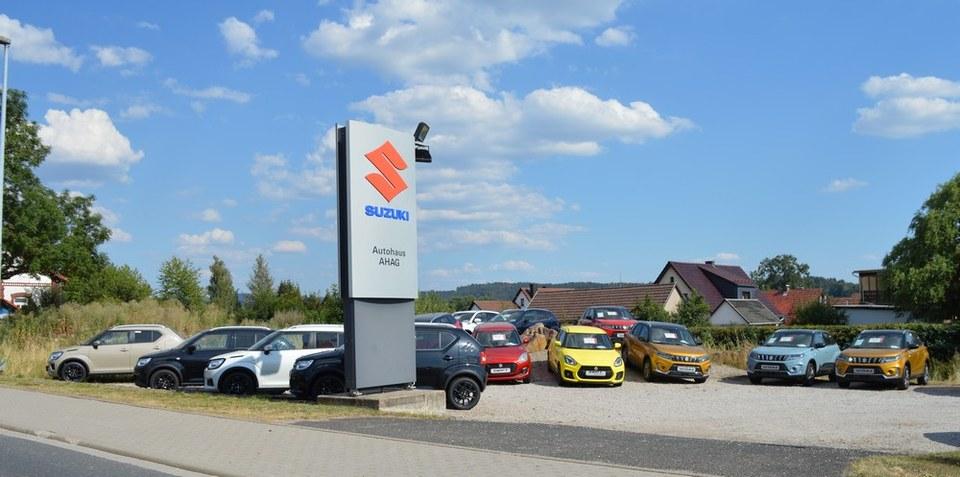 Autohaus AHAG mbH Lagerwagen