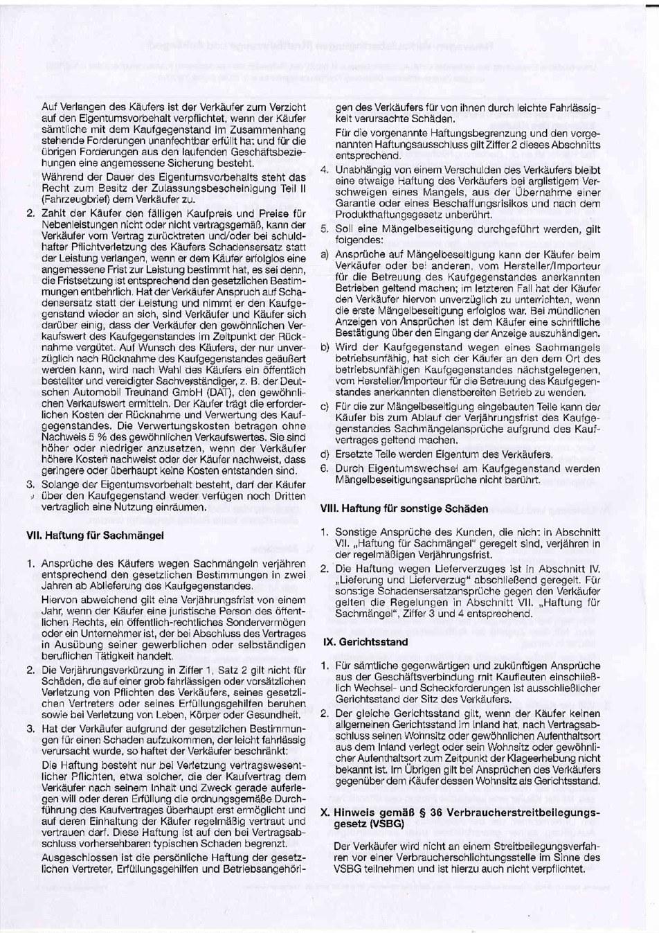 AGB Neuwagen Seite 2/2