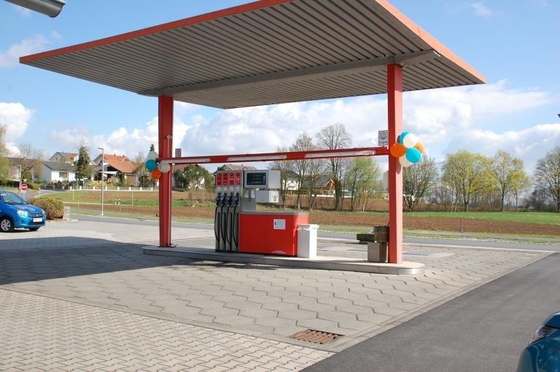 Tag und Nacht Tanken in Emmersdorf