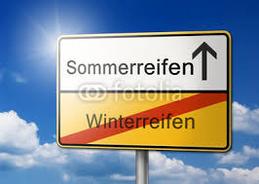 Sommerreifen Wechsel !
