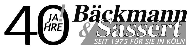 Bäckmann & Sassert