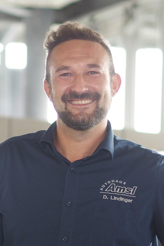 Verkaufsberater Dominik Lindinger
