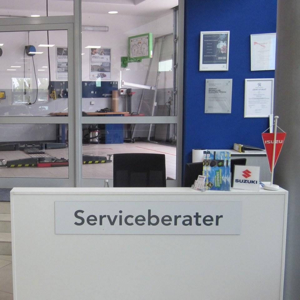 Serviceberater - Mike Küster