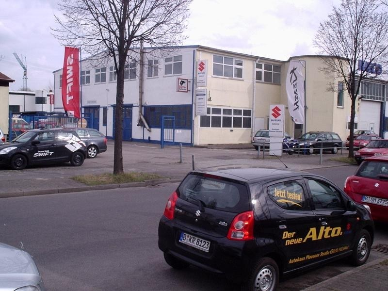 Autohaus Plauener Strasse GmbH