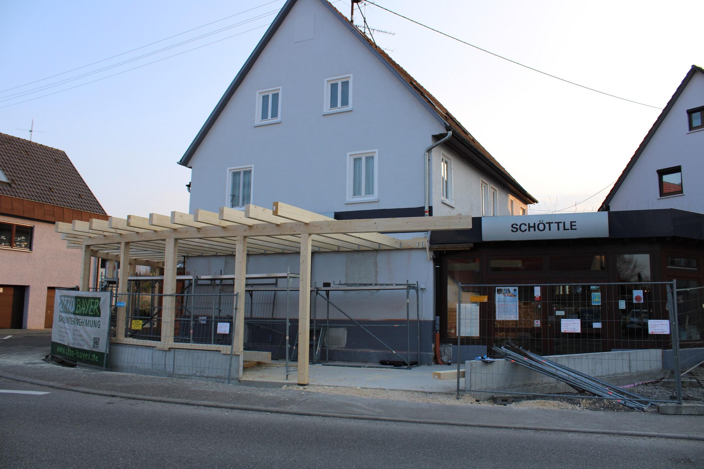 Bau Halle 2019/2020