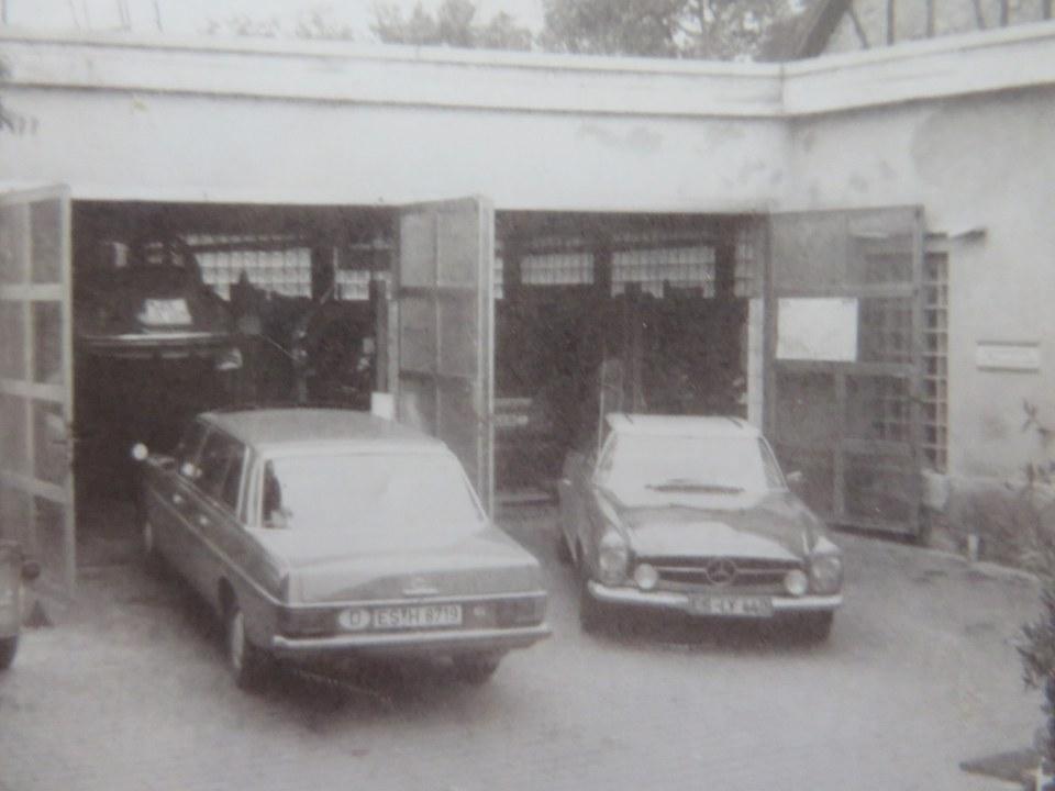 Werkstatt 1964
