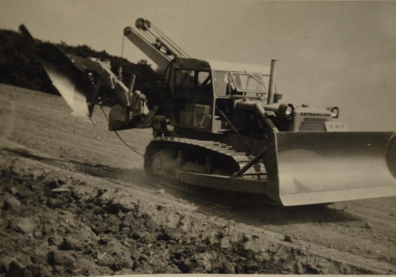 Einer der ersten Mitsubishi - Vertragshändler in Deutschland