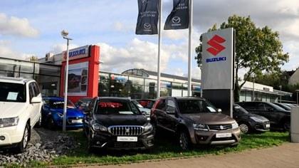 Suzuki Düsseldorf - Auto-Park Rath