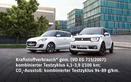 Suzuki Ignis & Suzuki Swift