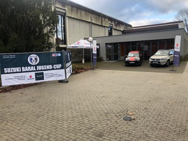 Suzuki-Baral-Cup