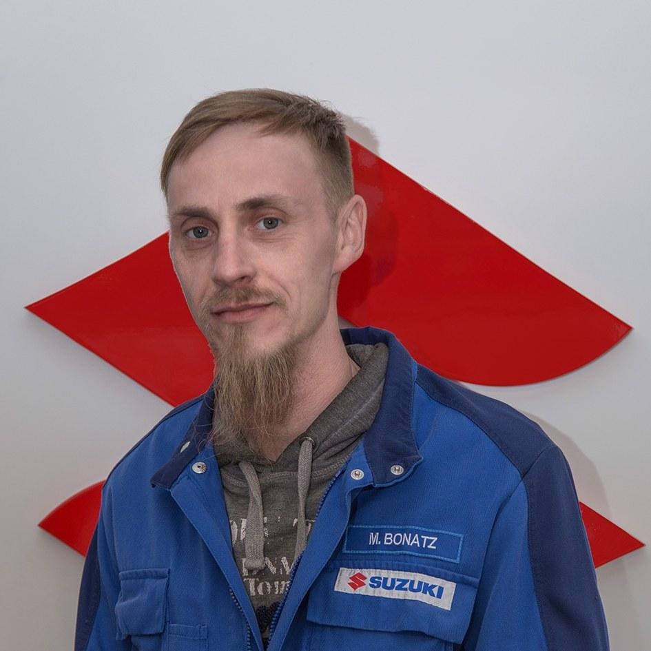 Matthias Bonatz