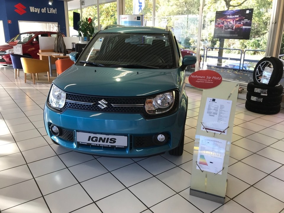 Suzuki Ignis Comfort