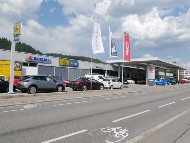 Autohaus Böhler Schopfheim