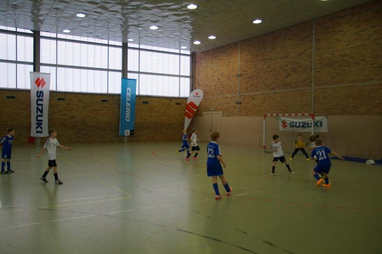4. Autohaus Peter Böhmer Hallen-Fussball-CUP