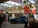 Ausstellung Einkaufszentrum City Center Eisenhüttenstadt