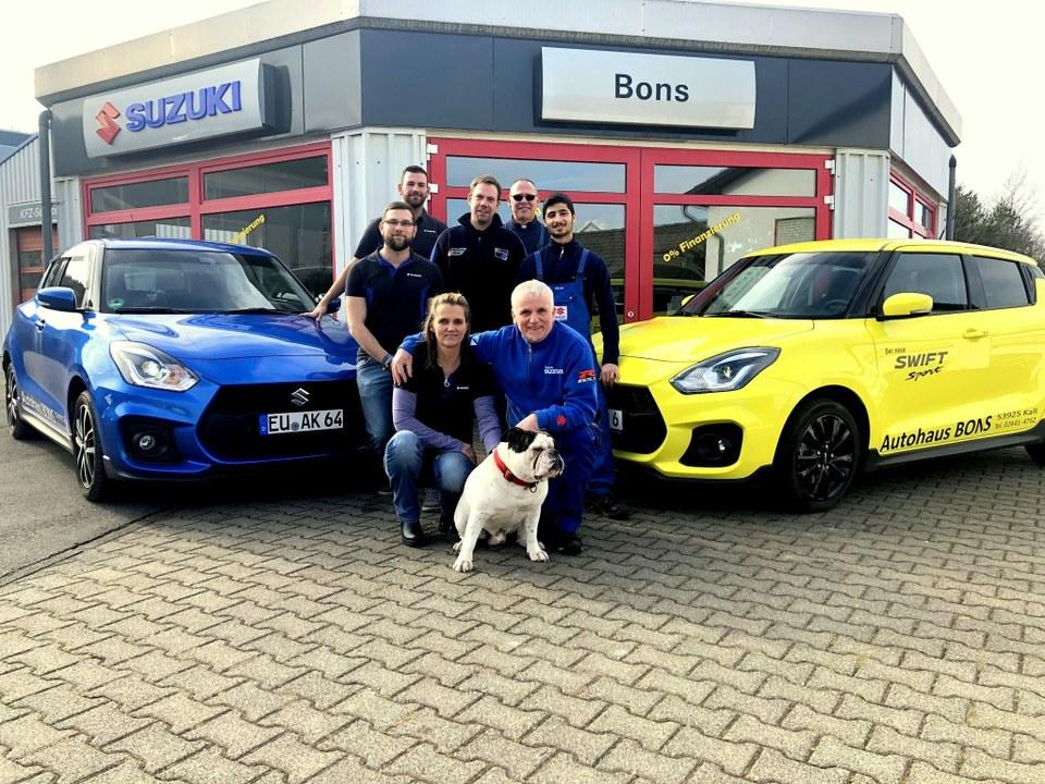 Autohaus Bons GmbH & Co.KG