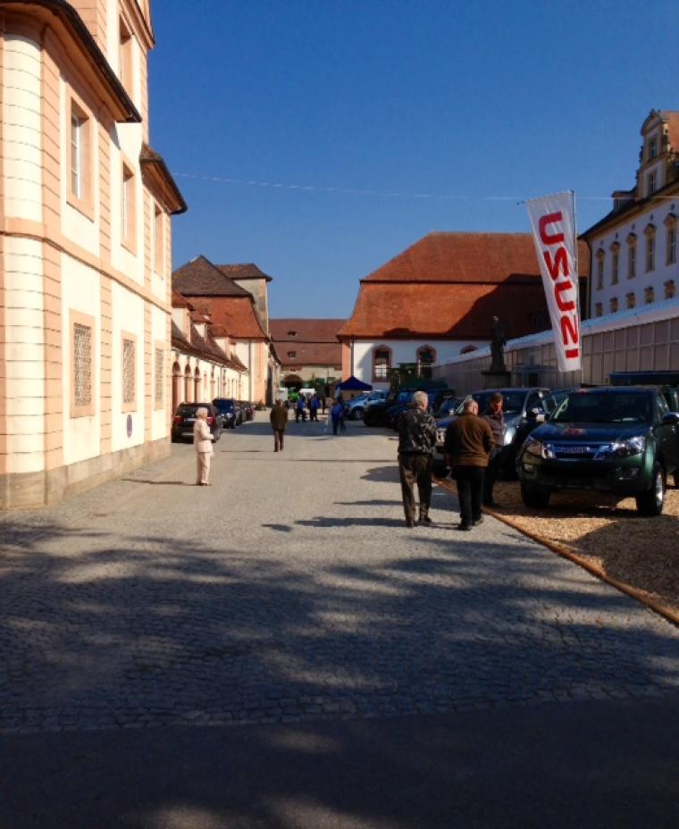2. Jagd & Fischerei Tage in der Residenz Ellingen