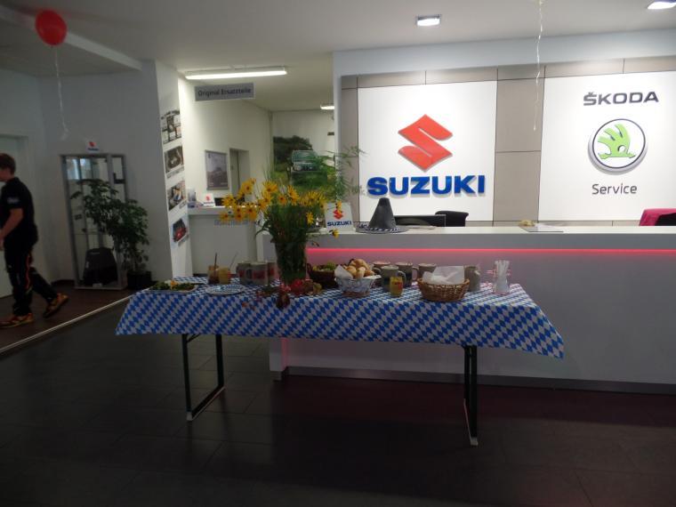 SUZUKI Oktoberfest - S-Cross Facelift
