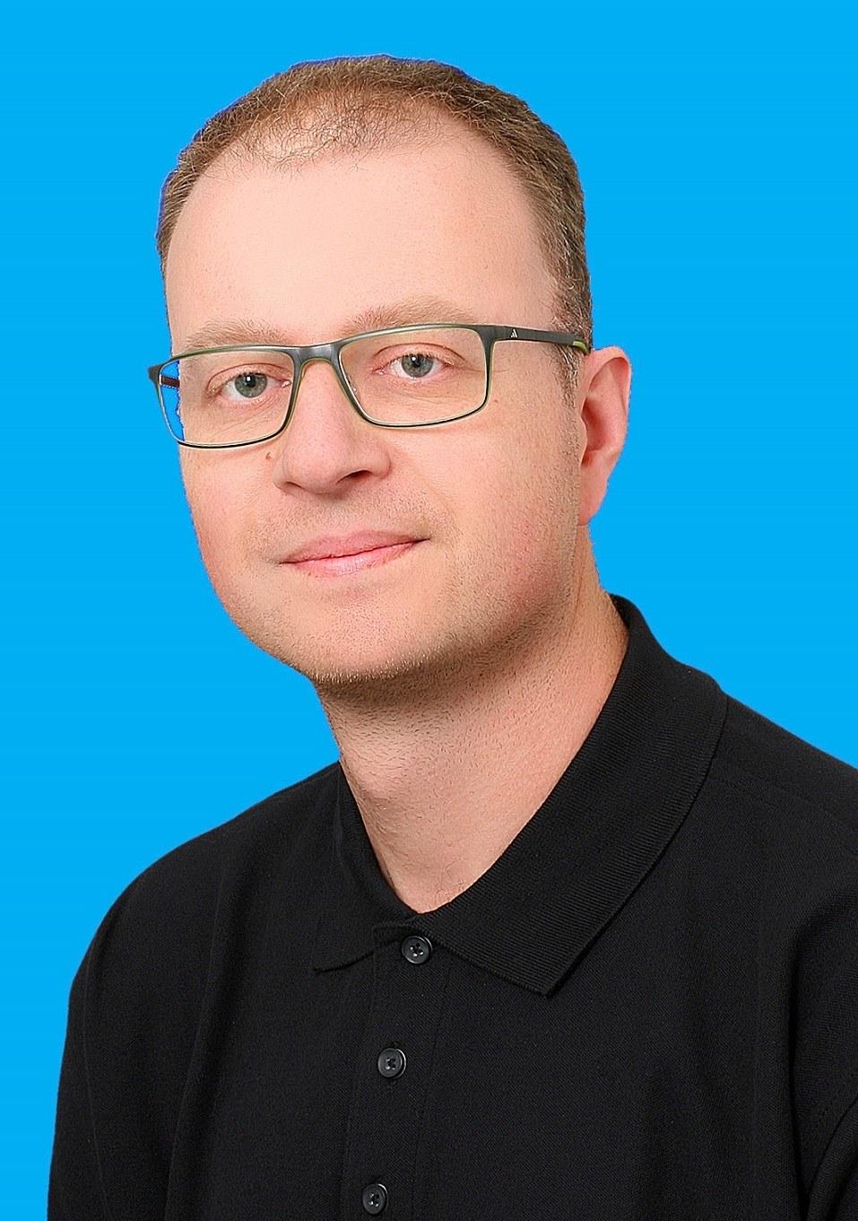 Unser Verkäufer Arnd Braungard