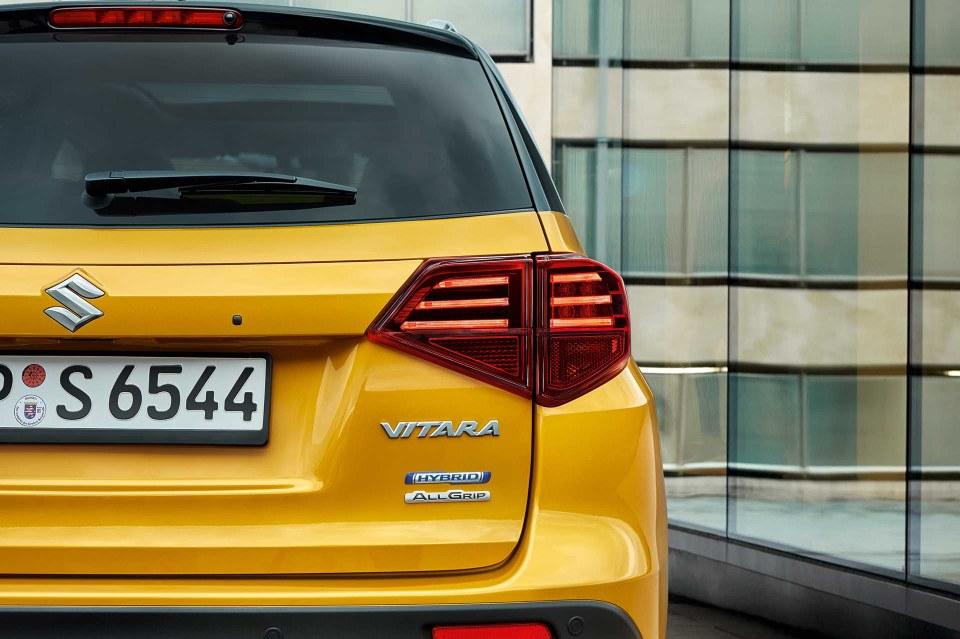Suzuki setzt auf Hybrid