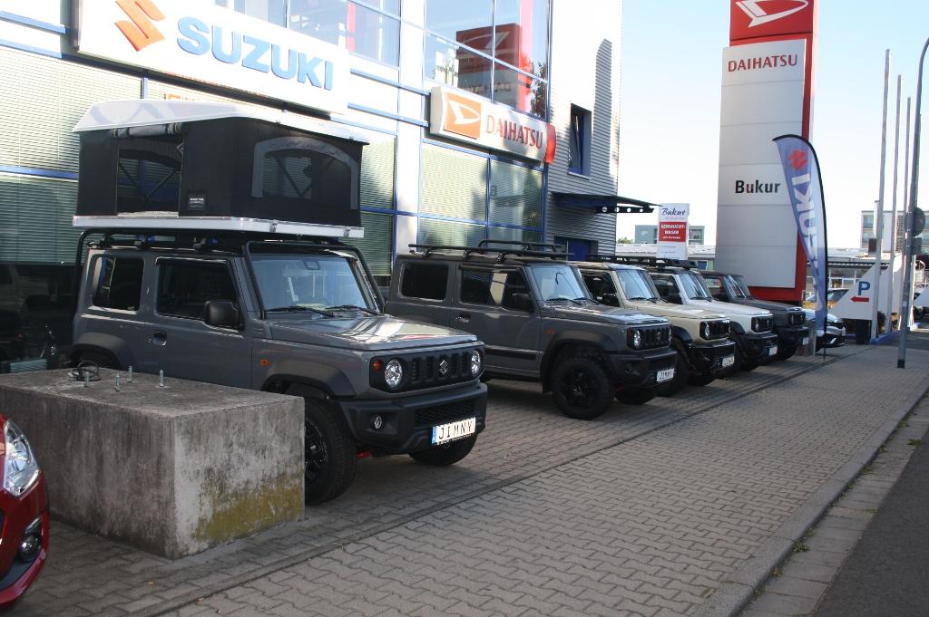 Leben mit Suzuki