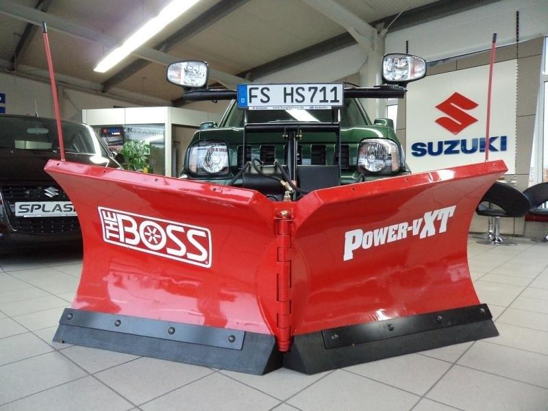 Suzuki Winterdienstfahrzeuge