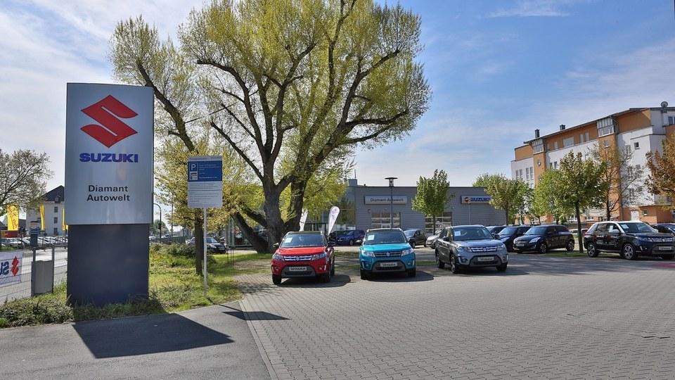 Wir sind Suzuki in Mainz-Kastel, Wiesbaden und Umgebung