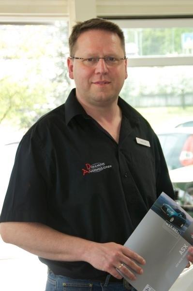Joachim Hahn Geschäftsführer