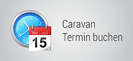 Vermietung Caravan