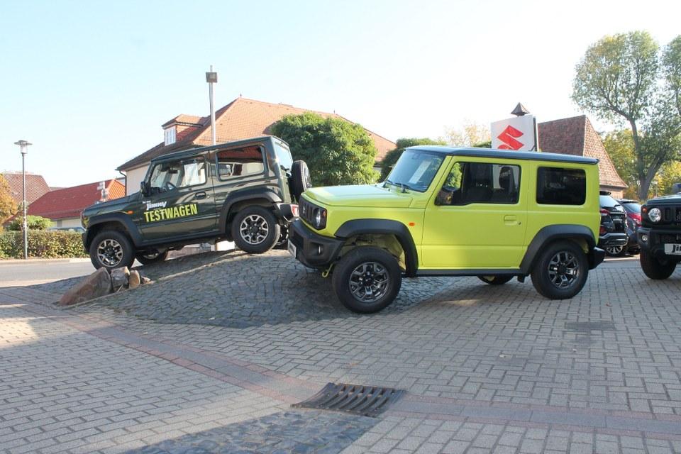 Das Team vom Autohaus Eisenträger