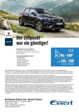 Sonderaktion Suzuki Autohaus Essert