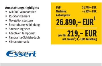 Mehrpreisaktion Suzuki Vitara Autohaus Essert