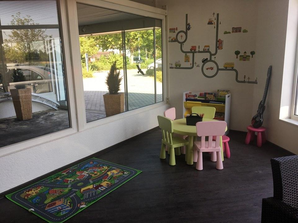 Kinderspielbereich