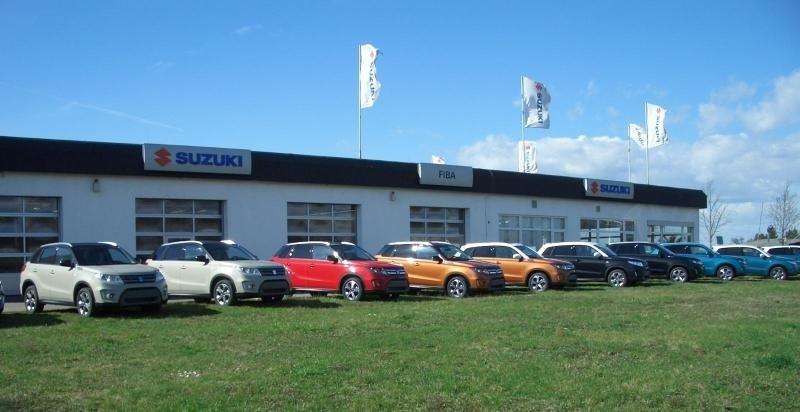 35 Jahren Suzuki Partner