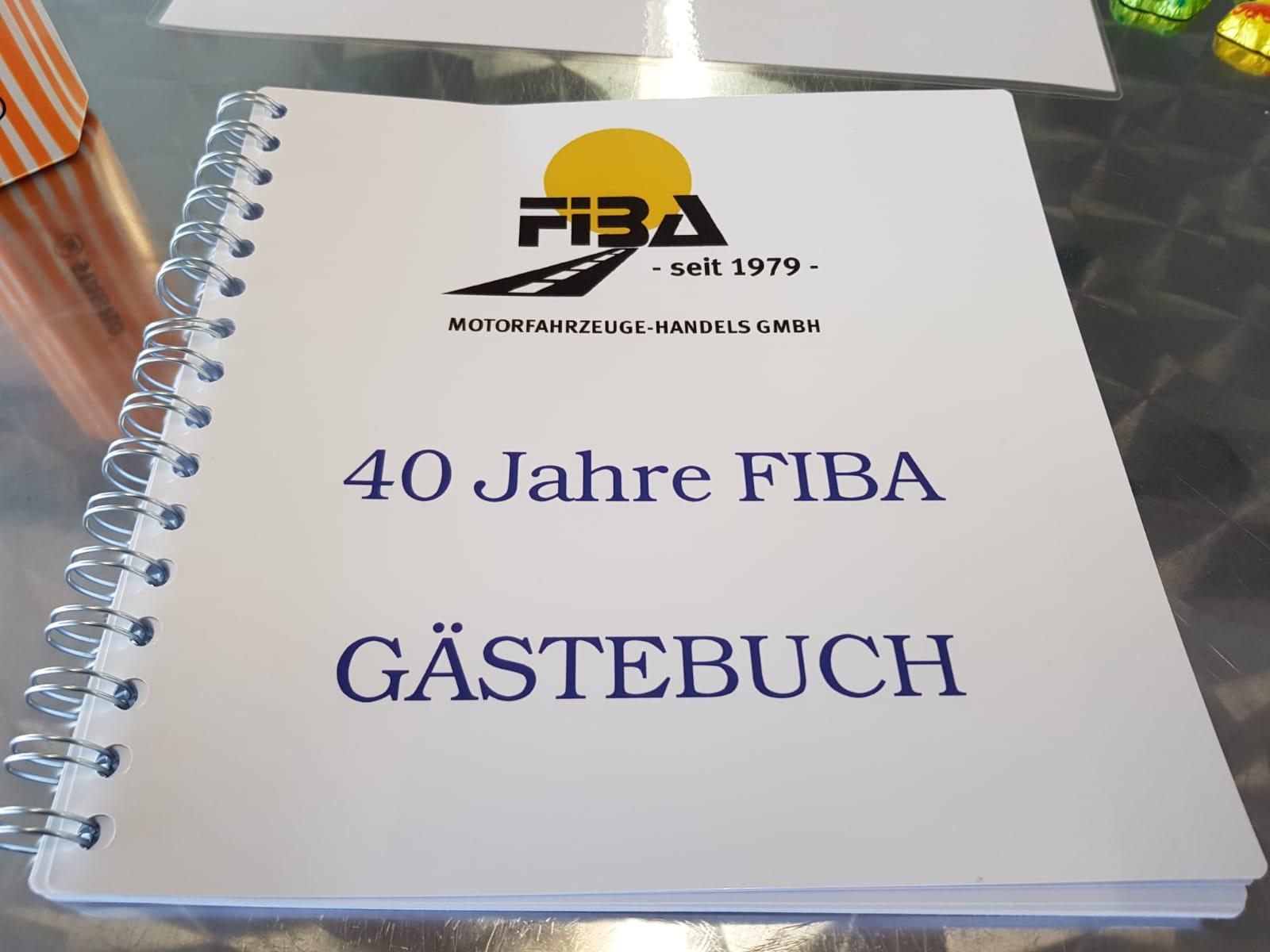 Firmenjubiläum 2019