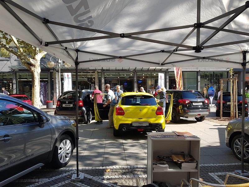 Autosalon Mannheim 2018
