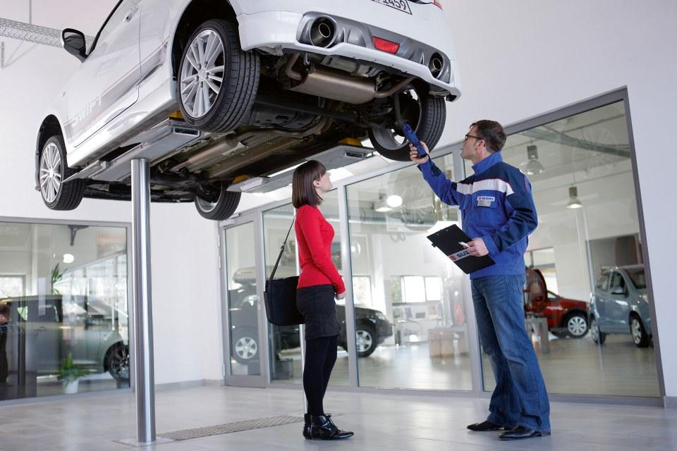 Suzuki Bremsenservice