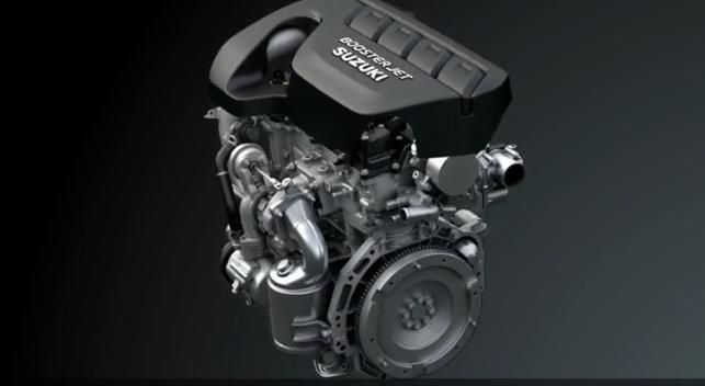 1,0 Boosterjet Motor