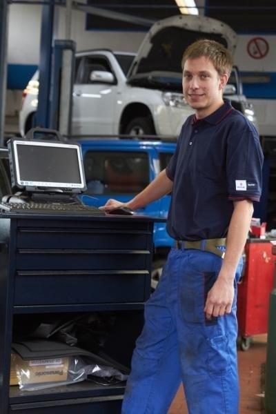 Service - K & B Fischer GmbH