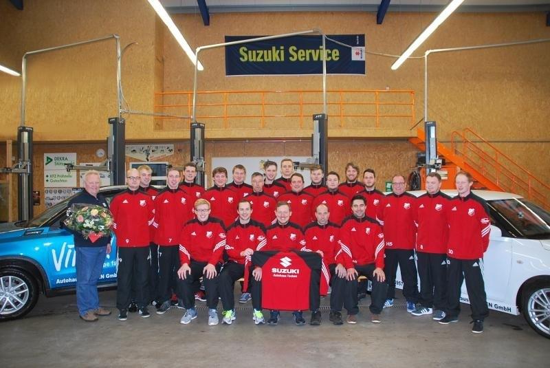 1. Herrenmannschaft TSV Lammertsfehn