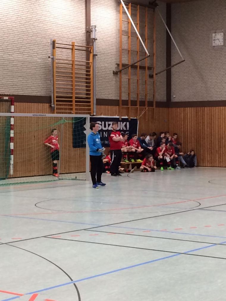 Suzuki Cup ´16 des TSV Lammertsfehn in Uplengen