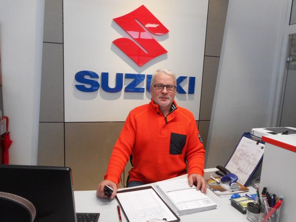 Stephan Freiwald  Geschäftsführer/Verkauf